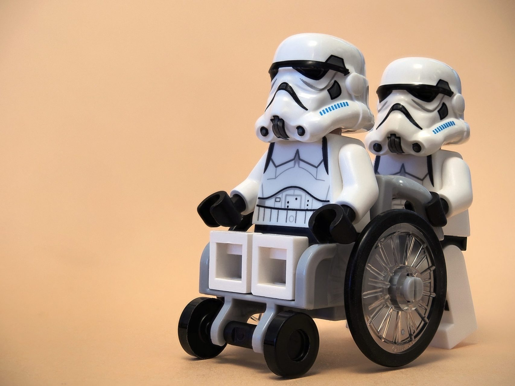 stormtrooper wheelchair: what to do if a toy or other defective product causes injuries